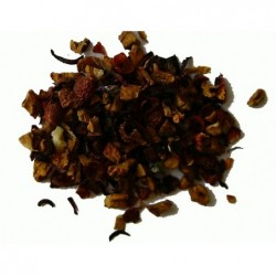 Elder, de-stemmed petals, органик