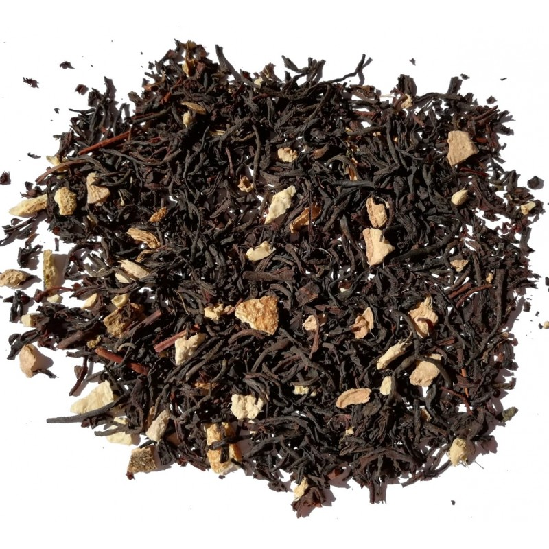 Green Tea with Vanilla, organic
